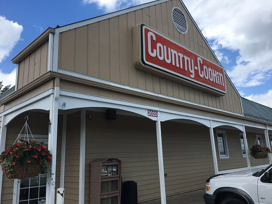 Christiansburg, VA: Country Cookin