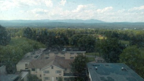 Hudson Valley Resort and Spa: Gorgeous view, as requested
