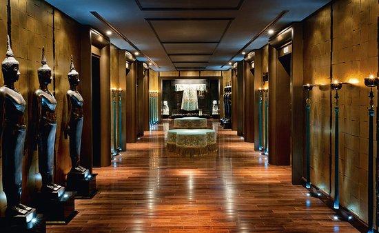 Grosvenor House Dubai: B'Attitude - Spa Entrance