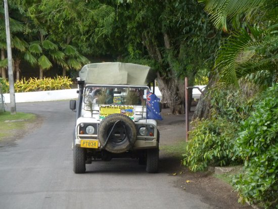 Raro Mountain Safari Tour