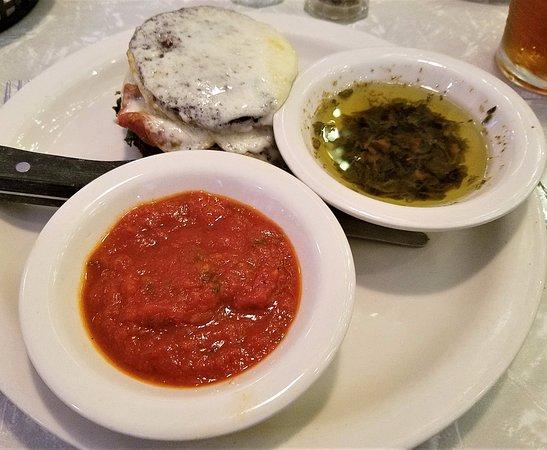Massena, NY: Melanzane al Italiana