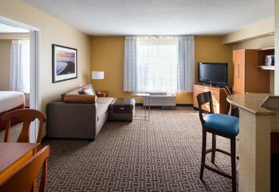 Milpitas, Kalifornia: One-Bedroom Suite