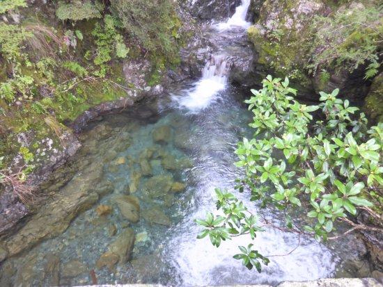 Arthur's Pass National Park, New Zealand: crystal water
