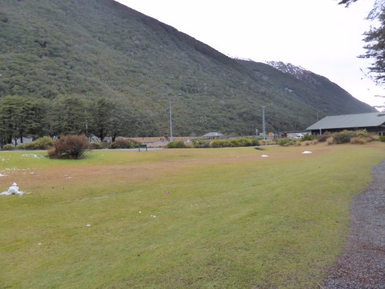 Arthur's Pass National Park, Selandia Baru: The sight