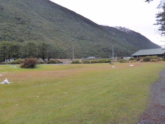 Arthur's Pass National Park, Nouvelle-Zélande : The sight