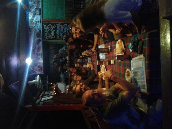 Don Det, Laos: Cloud 9