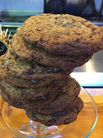 Φόρεστβιλ, Καλιφόρνια: Best Chocolate Chip Cookie in the County