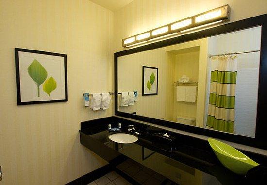 Δυτική Covina, Καλιφόρνια: Guest Bathroom