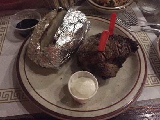 Sapulpa, OK: Perfect Steak & Baked Potato
