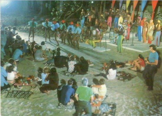 Varadero Beach: Праздник на пляже *Кавама* в Варадеро.
