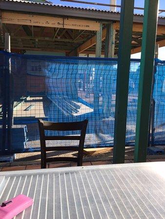 Coolum Beach, Australia: renovations of complex