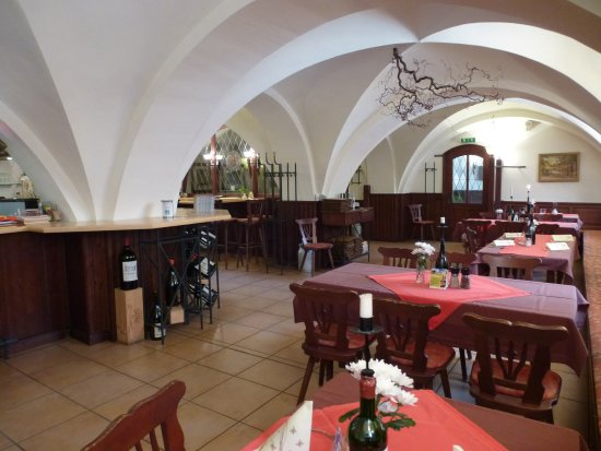 Neubrandenburg, Germany: Another look inside the restaurant