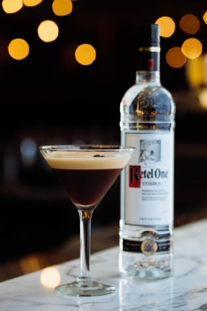 Marion, أستراليا: Espresso Martini - Lounge Bar