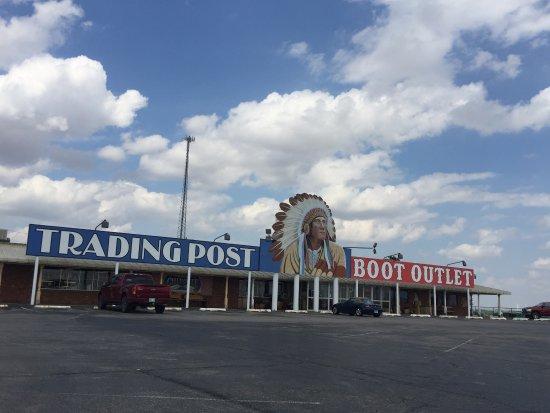 Cherokee Trading Post