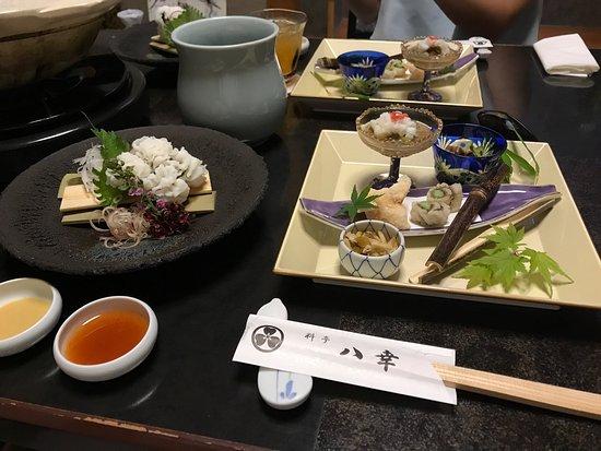 Photo de japanese cuisine hachiko osaka for Accord asian cuisine