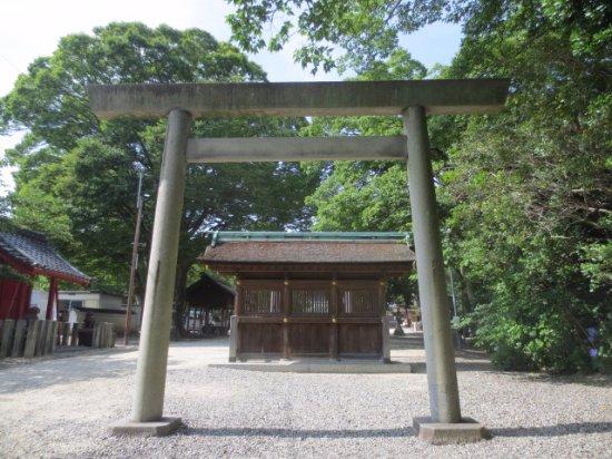 Taketoyo-cho, Japón: 三ノ鳥居