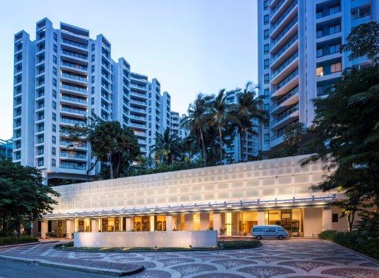察殿曼谷沙吞酒店式公寓照片