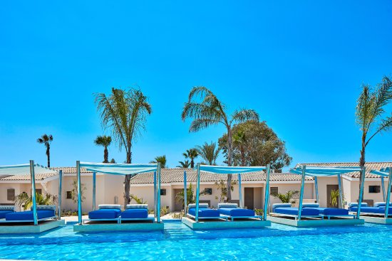 All Inclusive Hotels Swim Up Room In Cyprus