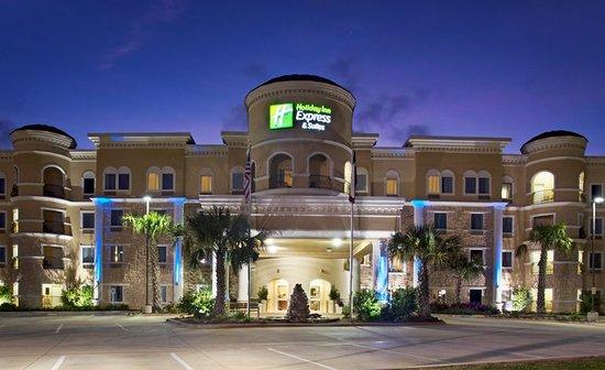 ลุฟคิน, เท็กซัส: Hotel Exterior