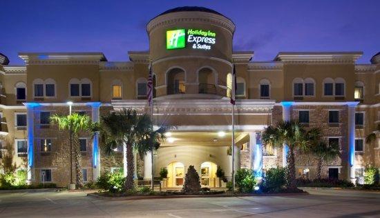 Lufkin, TX: Hotel Exterior