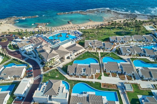 Easter holidays - Review of Atlantica Mare Village Ayia Napa