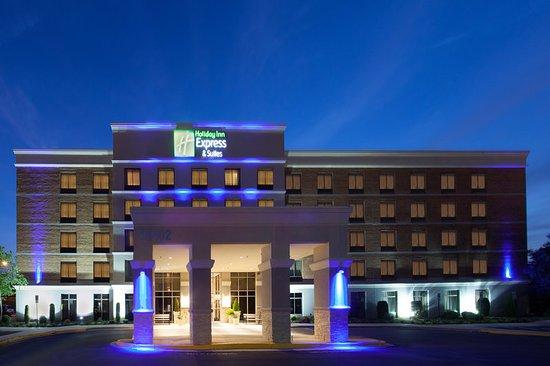 Laurel, MD: Hotel Exterior