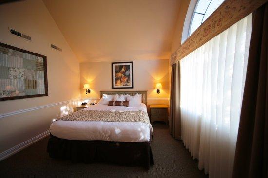 Homestead Resort: Web King Suite Bedroom