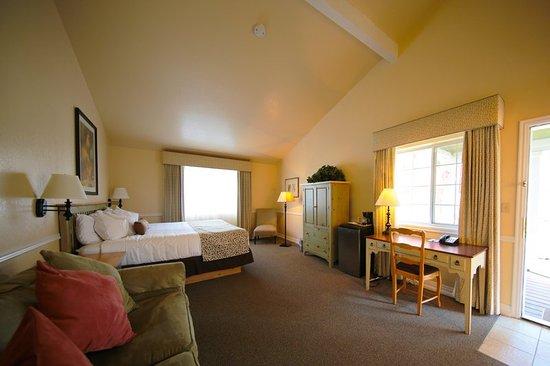 Homestead Resort: Web Cottage King Guest Room