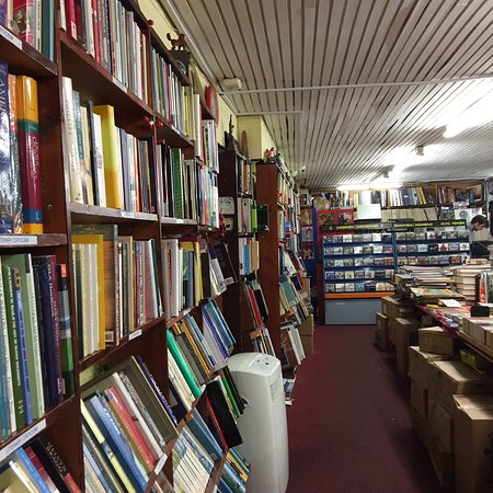Secret Book and Record Store