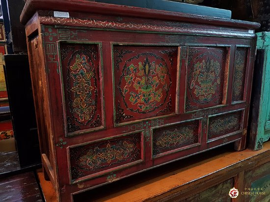 """Photo: """"Chinese Antique Cabinet"""" - Chinese Antique Cabinet - Picture Of Chinese House, Bangkok"""