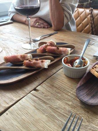 Jodoigne, Bélgica: Ouvrir l'appétit