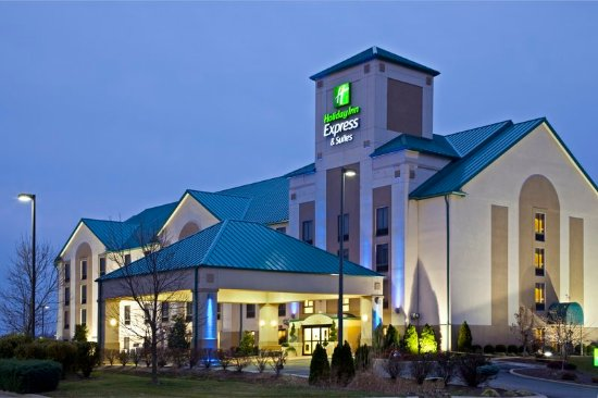 Jeffersontown, KY: Hotel Exterior