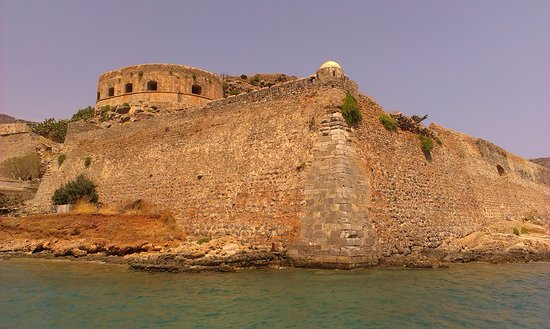 เรทิมโน, กรีซ: Спиналонга - остров прокаженных