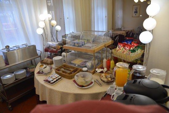 Гостиница санкт петербурга шведский стол завтрак
