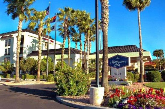 Hampton Inn Tucson-Airport: Exterior