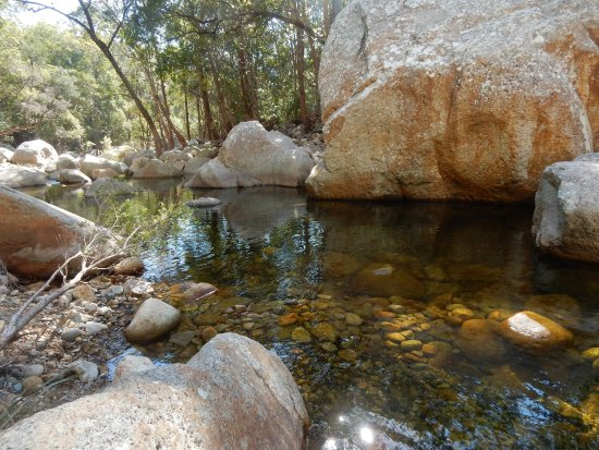 Mt Barney Lodge Country Retreat: Lower Portals walk