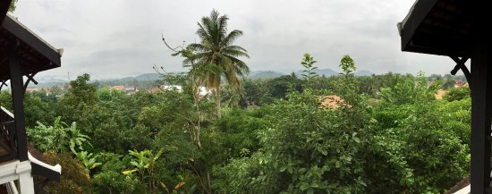 Belmond La Residence Phou Vao: River valley view from the room