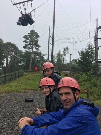 Killary Adventure Centre: even the weather didnt dampen our fun!