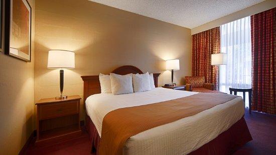 Nyack, NY: King Guest Room