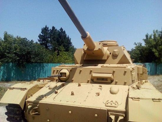 Yambol, Bulgaristan: Panzer IV Ausf.H