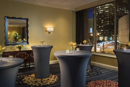 Kimpton Hotel Monaco Chicago: Athens Boardroom