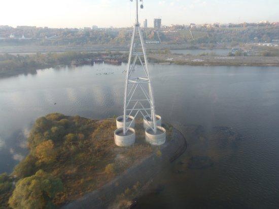 Нижегородская канатная дорога: Канатная дорога Нижний Новгород - Бор