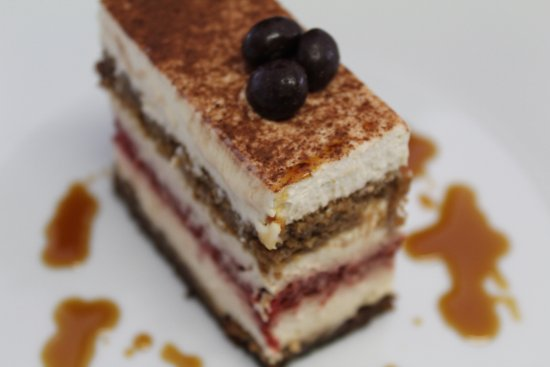 Ilminster, UK: Tiramisu