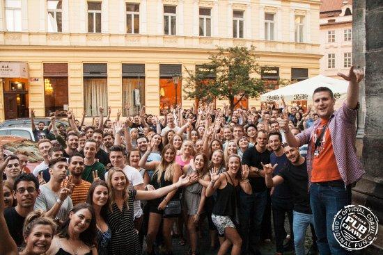 Prague Pub Crawl