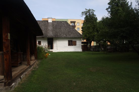 Bilgoraj, Polen: Zagroda Sitarska