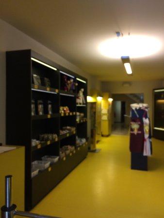 Friet Museum : Interior