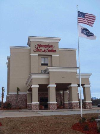 Wiggins, MS: Hamton Inn & Suites