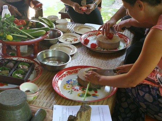 Cours De Cuisine Chez L Habitant Photo De Chiang Mai Province