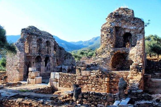 Nysa Ruins