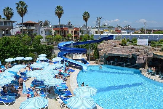 Five-star Timo - hotel (Turkey). Reviews as a family